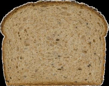 22 Grains & Seeds Bread Slice Image