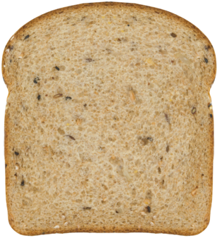 Organic Thin Sliced 22 Grains & Seeds Bread Slice Image