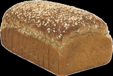 12 Grain Naked Bread Loaf Image