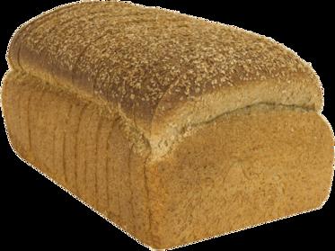 Double Fiber Naked Bread Loaf