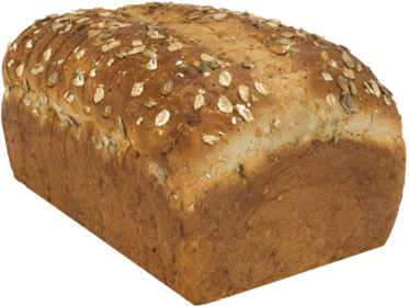 Honey Nut Naked Bread Loaf Image