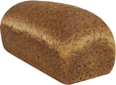 Natural Wheat Naked Bread Loaf Image