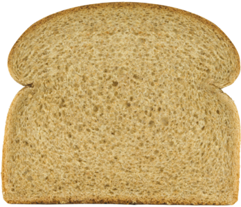 Double Fiber Bread Slice Image