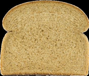 Double Fiber Bread Slice
