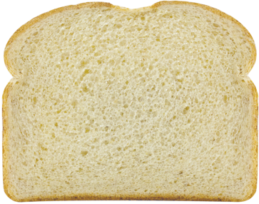 Oatmeal Bread Slice Image