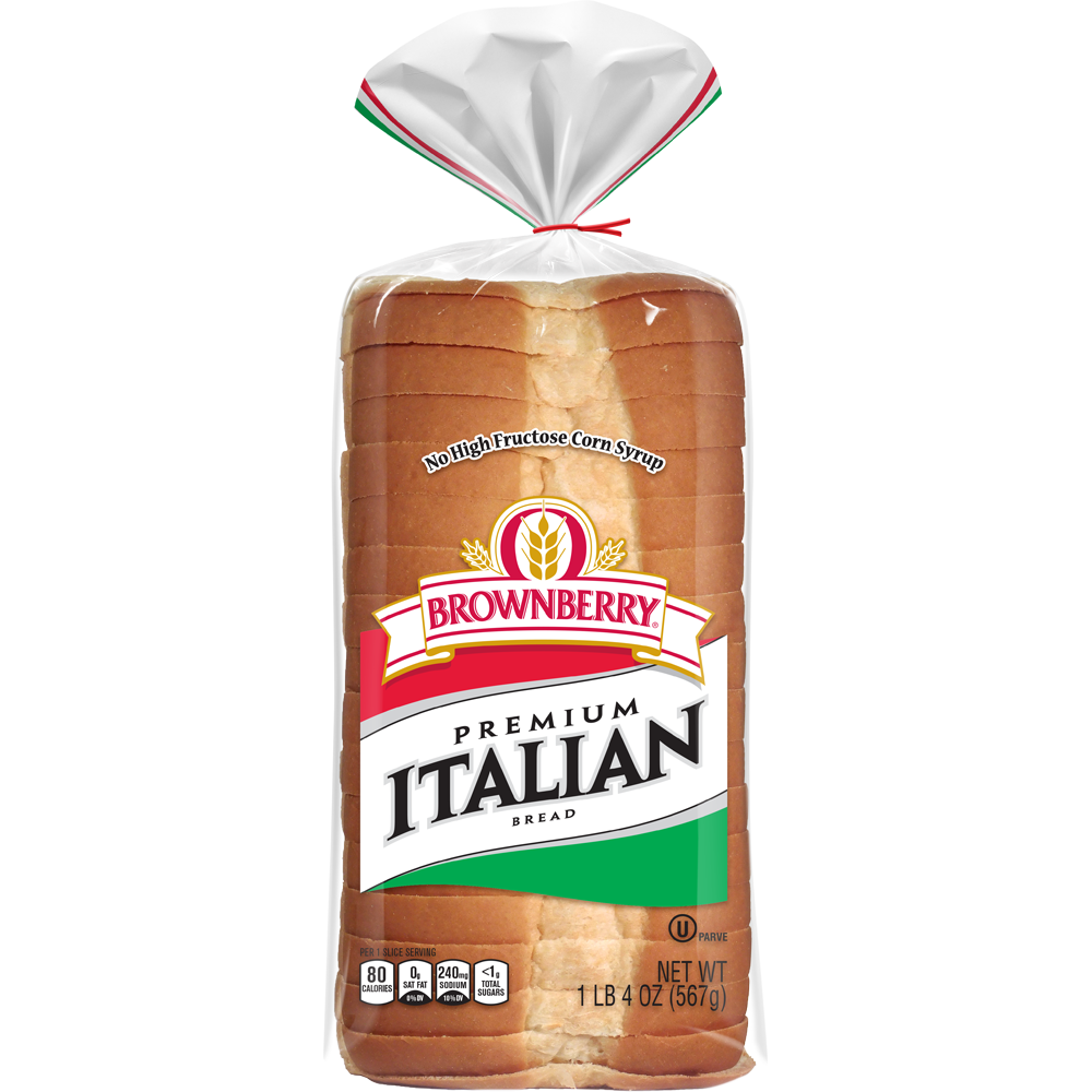 Brownberry Premium Italian Bread Package Image