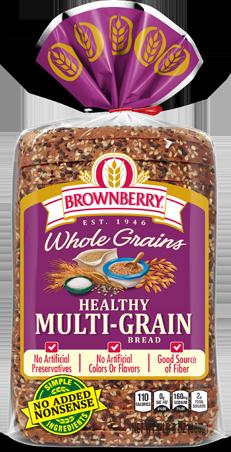 Brownberry Healthy Multi-grain Bread Package Image