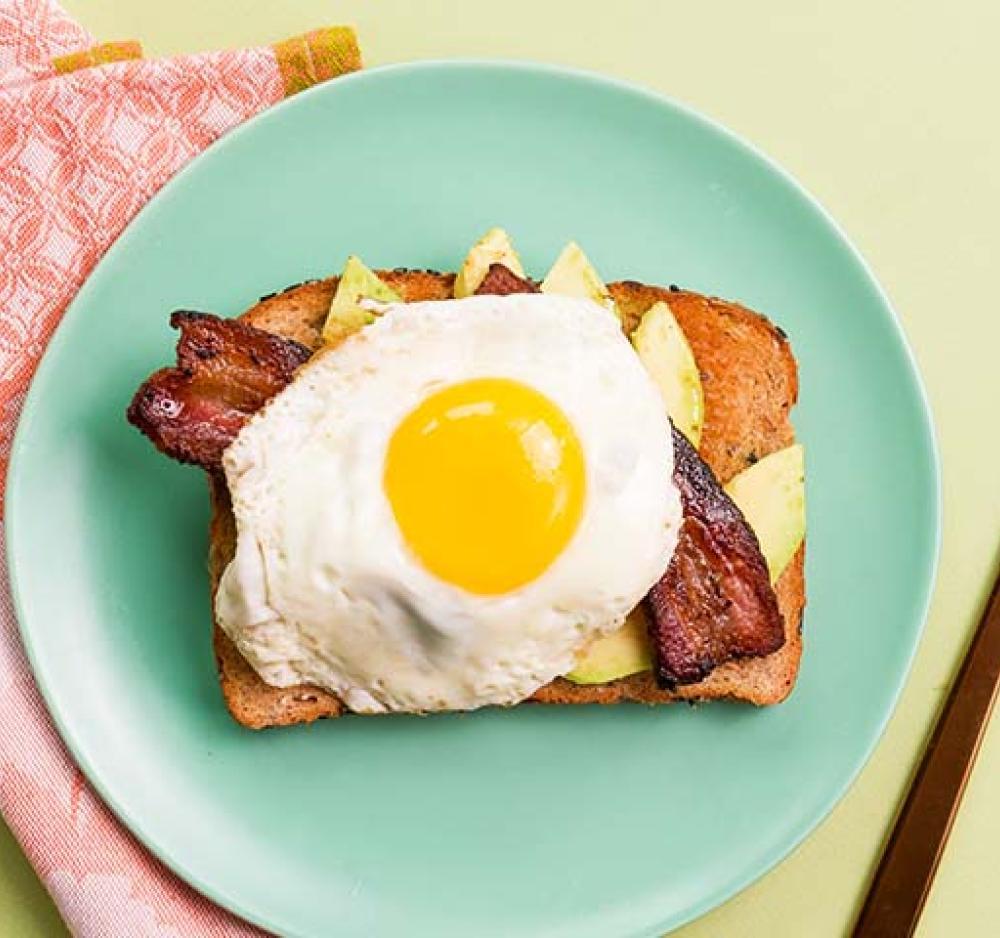 BAE Toast Recipe Image