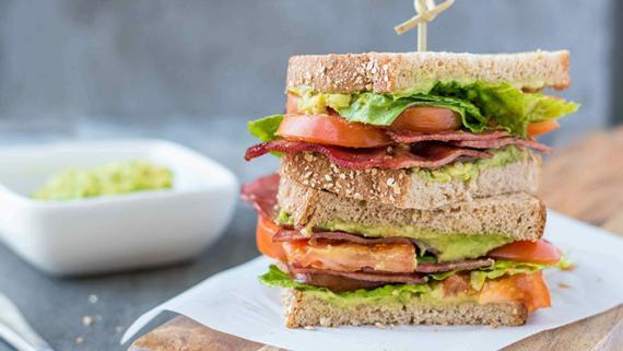 TBALT Sandwich Recipe Image