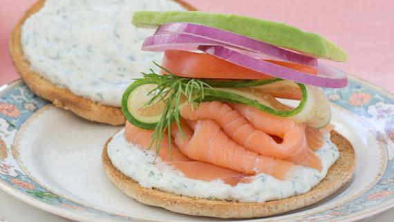 Lox Your Sox Off Recipe Image